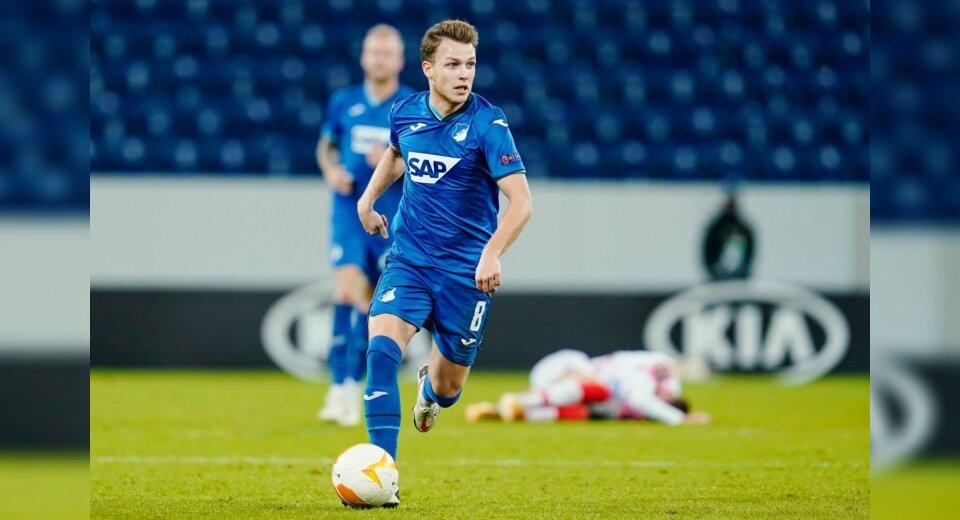 Hoffenheim in Gent ohne Mittelfeldspieler Dennis Geiger
