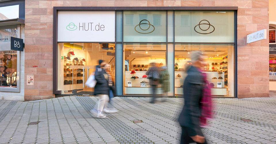 HUT.de eröffnet neu in der Konstanzer Hussenstraße