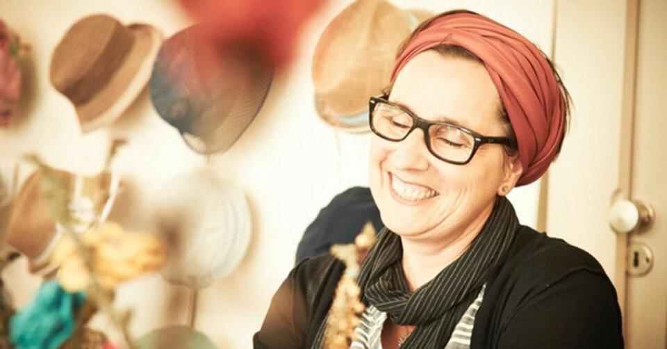 Immer gut behütet von Hutmacherin Kathrin Seeberger in Lindau: Kreativ, handwerklich geschickt, innovativ und herzerfrischend anders