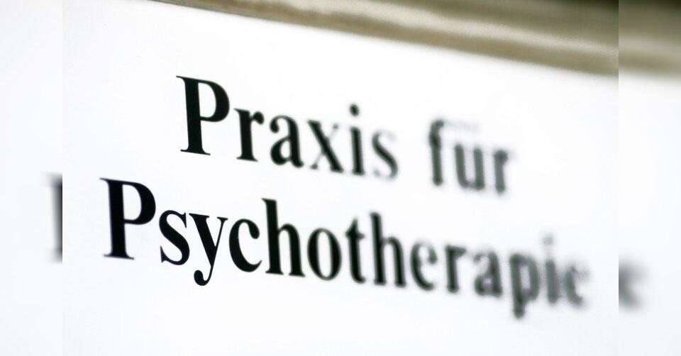 Immer mehr Jüngere suche psychotherapeutische Hilfe
