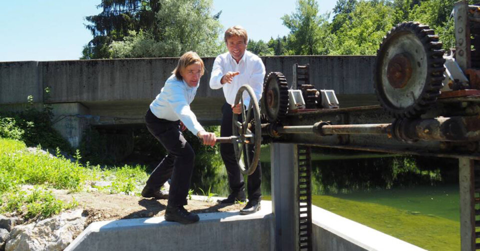 """Stadt Wangen erhält den """"European Energy Award"""" in Gold"""