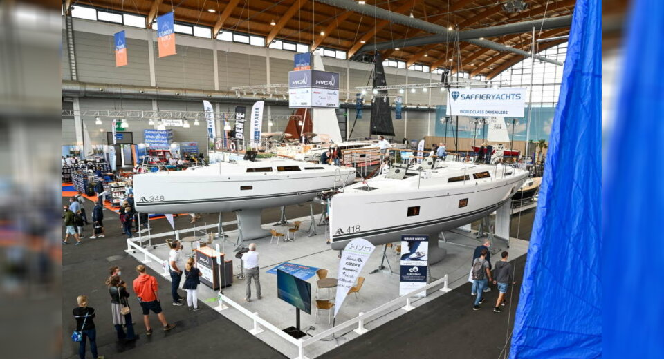Deutschlands Beste: Wassersportmesse Interboot ist Testsieger