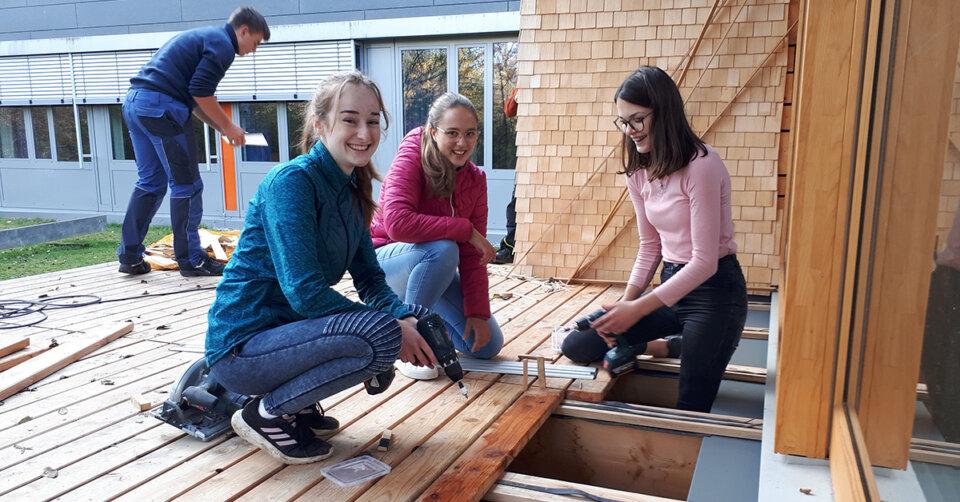 Gymnasium Isny ist Energiesparmeister in Baden-Württemberg – und kämpft jetzt um Bundessieg