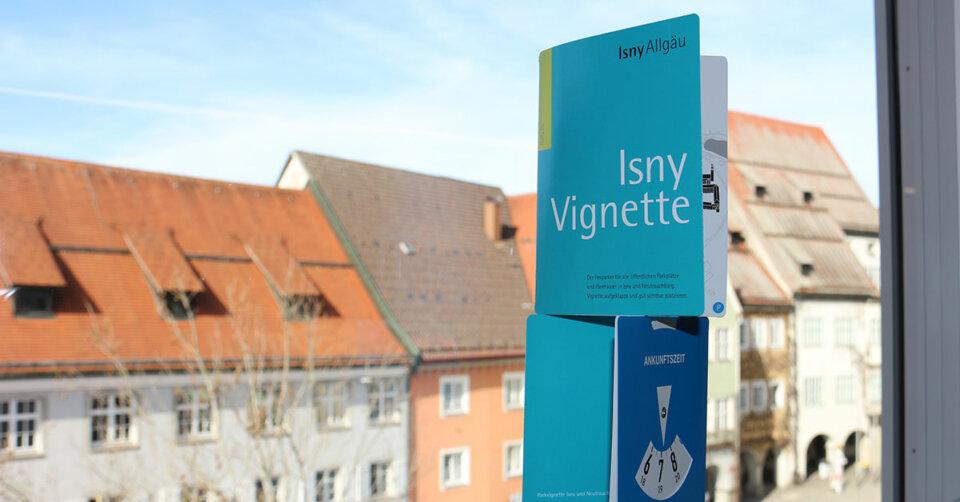 Isny Vignette: neues Design und Sonderaktion