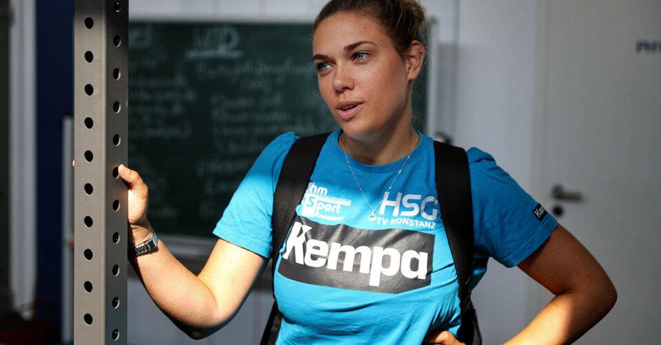 Jessica Bregazzi verlässt HSG Konstanz im Sommer – Nachfolger steht fest