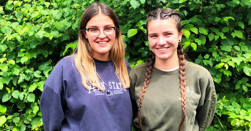 """Freiwilliges Soziales Jahr (FSJ) bei der St. Elisabeth-Stiftung: """"Jetzt weiß ich, was ich später machen möchte"""""""