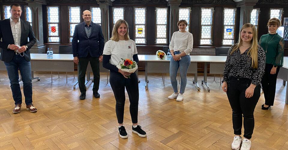 Jugend- und Auszubildendenvertretung: Vorsitzende und Stellvertreterinnen zum zweiten Mal gewählt