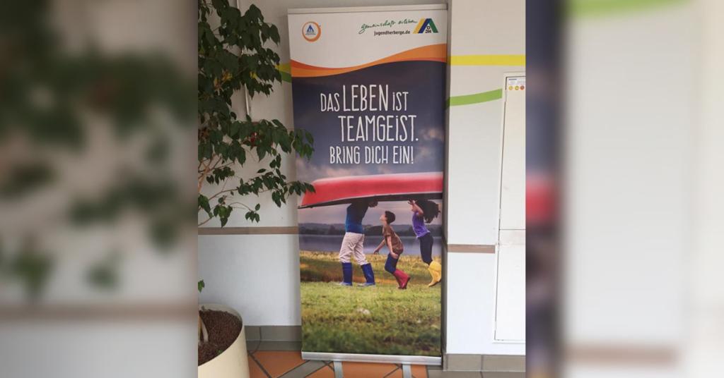 Teamgegeist wird in der Lindauer Jugendherberge groß geschrieben. Das gesamte Team freut sich auf den hoffentlich bald erfolgenden Neustart