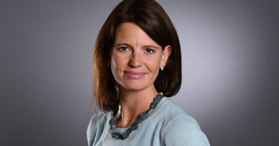 Stabsstelle Unternehmensentwicklung: Julia Baule arbeitet an Zukunftskonzepten für die OSK
