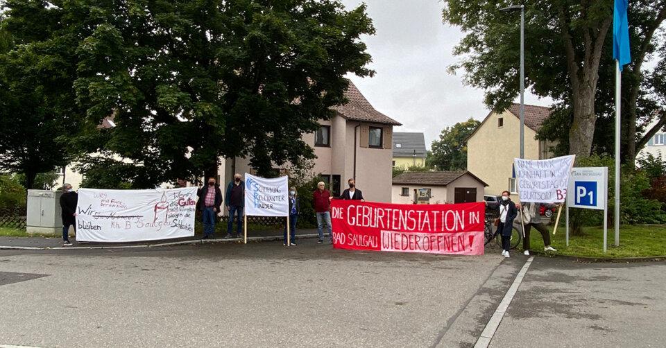 Kahlschlag bei den SRH Kliniken Kreis Sigmaringen GmbH?