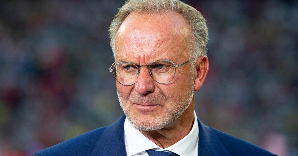 Karl-Heinz Rummenigge löst Vertrag auf