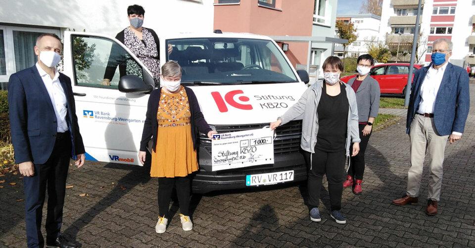 """Stiftung KBZO sagt """"Danke"""" an die Spender"""