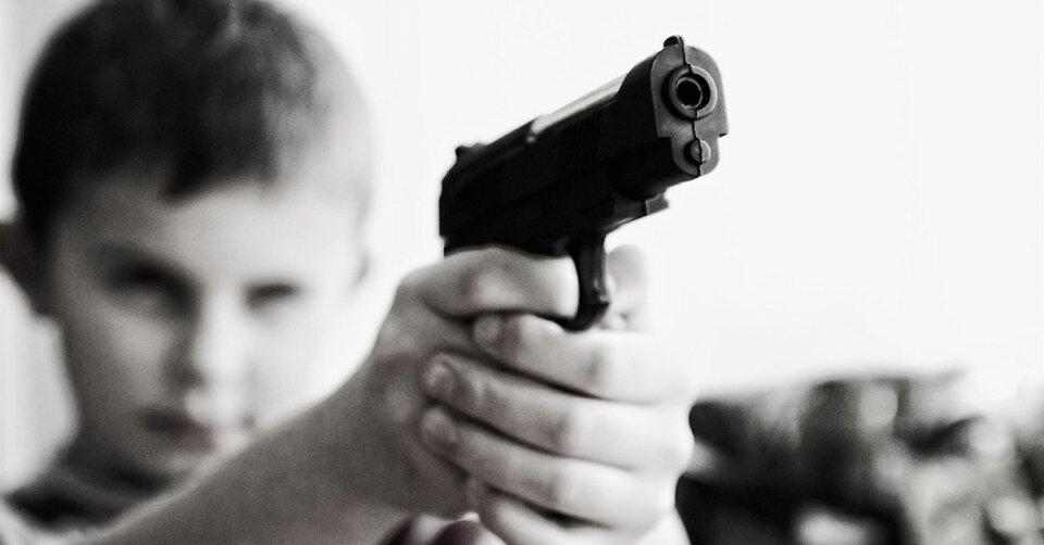 Minderjährige mit Schreckschusswaffen unterwegs