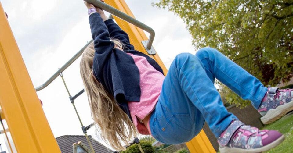 Kinder brauchen eine tägliche Dosis Bewegung