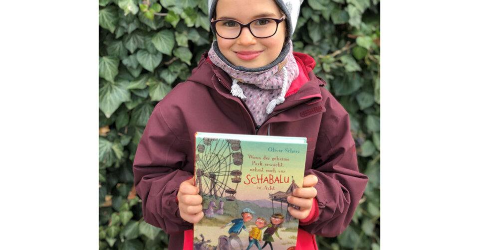 20 Gewinner-Kinder bei den Lesewelten
