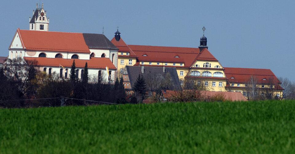 Sommer im Kloster Reute