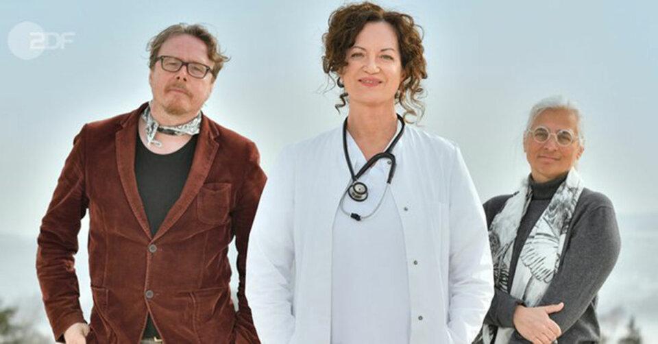 Dreharbeiten rund um Konstanz für ZDF-Drama über Intensivmedizinerin in der Coronakrise – mit Natalia Wörner