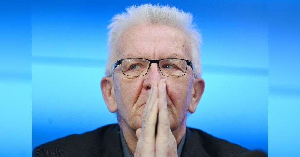 Kretschmann warnt: «Nicht zu schnell und zu breit öffnen»
