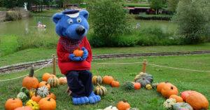 Noch bis 31. Oktober tolle Preise gewinnen: Kürbiszeit im Ravensburger Spieleland!