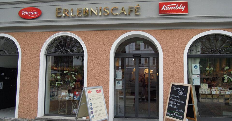 Erlebniscafé Tekrum Kambly in Ravensburg schließt im Juni