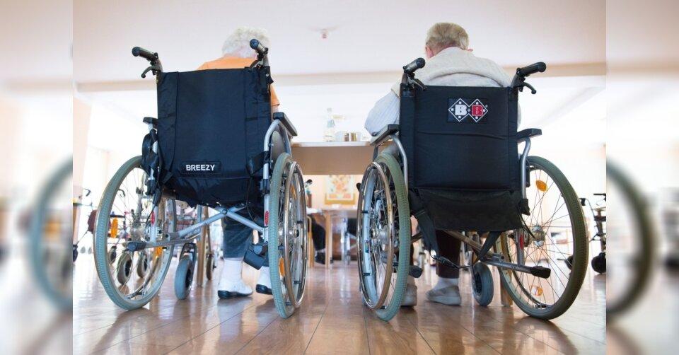 Land plant Lockerungen für Pflegeheimbesucher