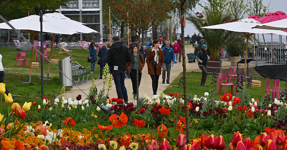 4000 Gäste am ersten Wochenende auf der Landesgartenschau