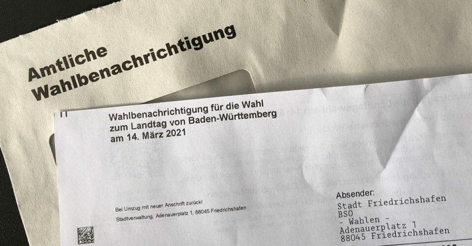 Keine Wahlbenachrichtigung erhalten – Stadt gibt Auskunft