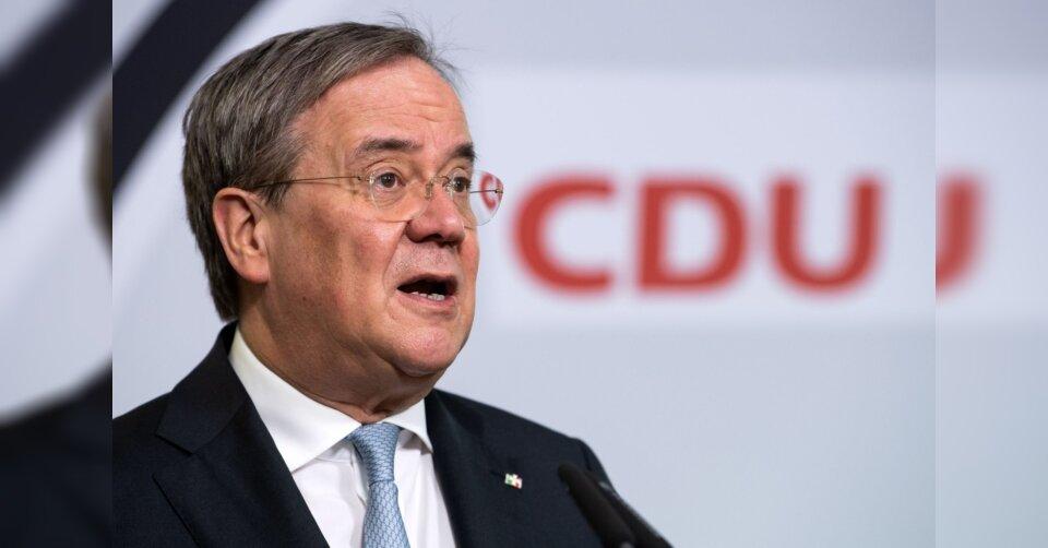 Laschet: «Ich will der nächste Bundeskanzler werden»