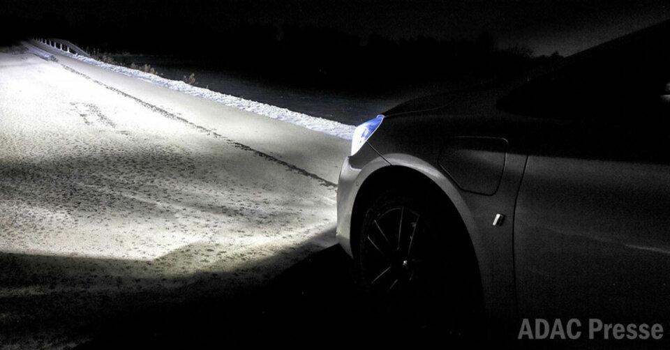 LEDs lassen Scheinwerfer besser leuchten