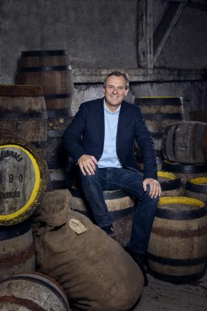Brauerei-Chef Michael Leibinger freut sich über die Umfirmierung.