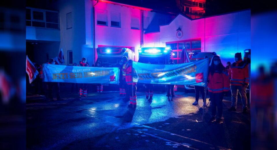 Leuchtfeuer für den Rettungsdienst