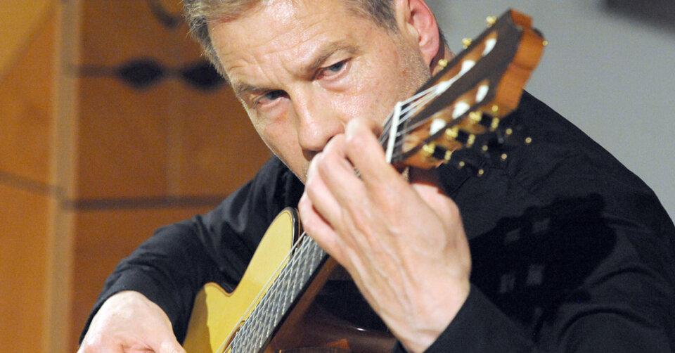 Volkshochschule Leutkirch e. V. präsentiert: Akustische Gitarrenklänge aus verschiedenen Epochen und Stilen