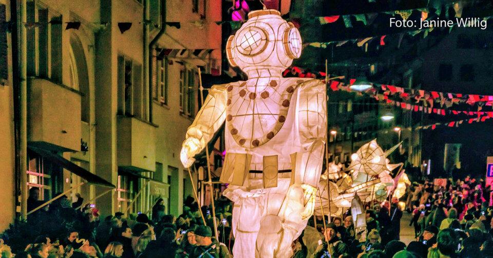 Lichterfest startet Mitmachaktion für Zuhause