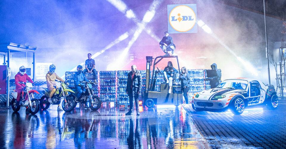 """""""Lidl Plus Rap"""": Lidl-Mitarbeiter wird zum Rap-Star"""