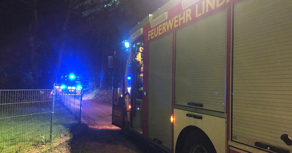 Feuerwehr Lindau im Dauereinsatz