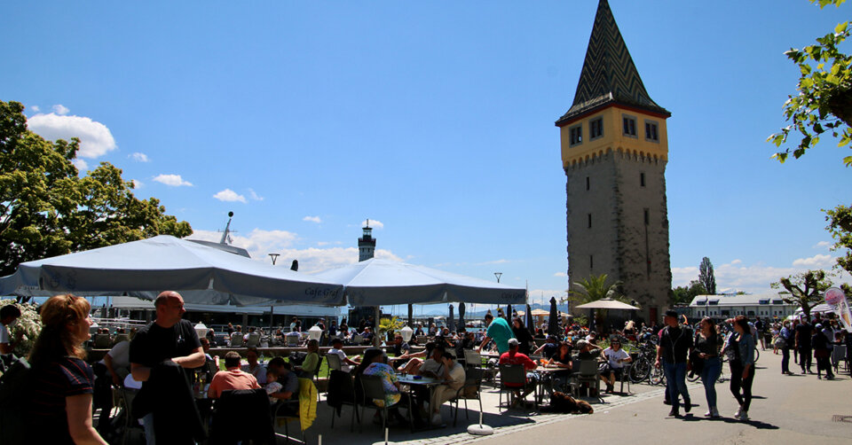 Lindau voller Leben – Gartenschau freut sich über viele Besucher