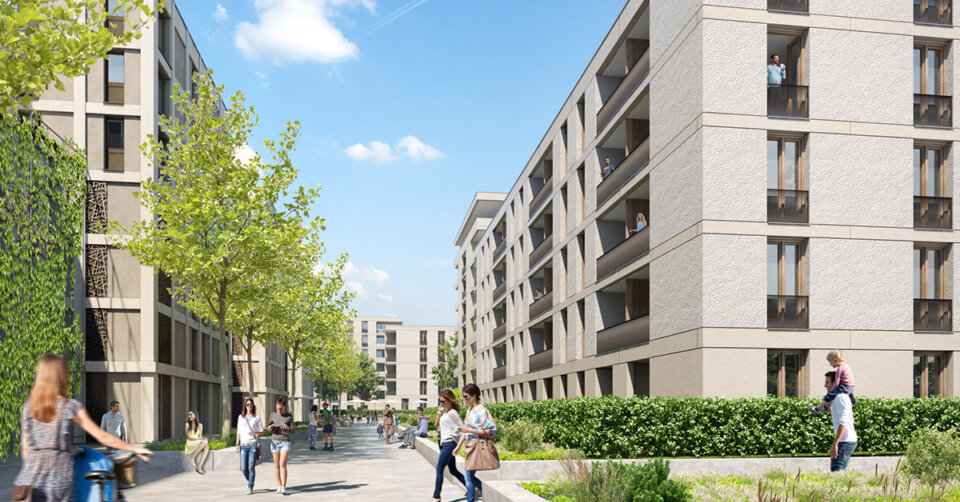 Lindauer Stadtrat beschließt Satzung für Vierlinden-Quartier