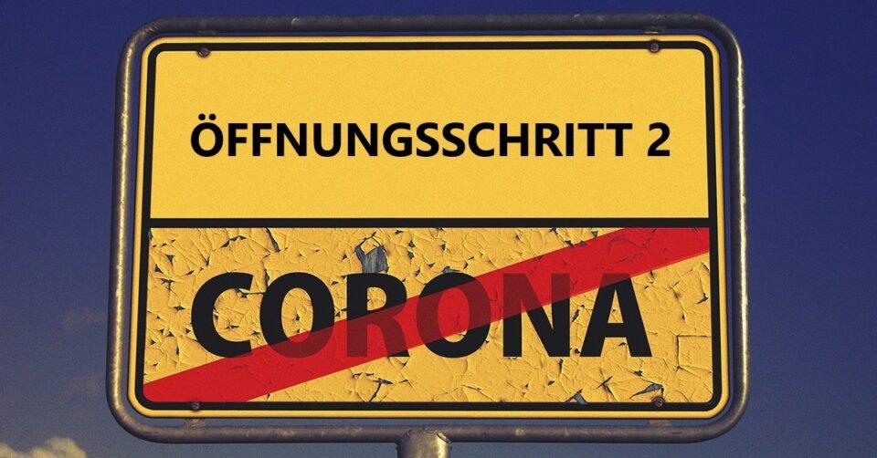 Öffnungsschritt 2 gilt im Landkreis Ravensburg ab Montag, 07.06.2021