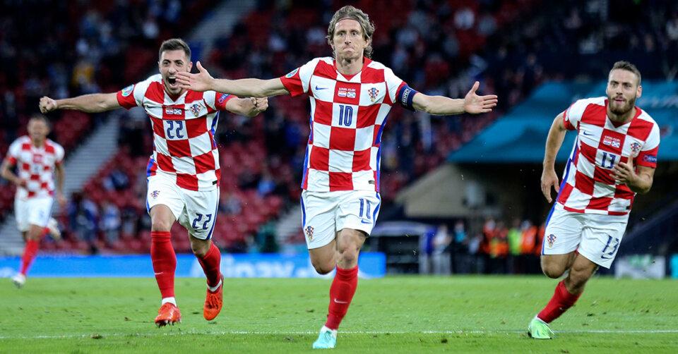 EM: England, Kroatien und Tschechien ziehen ins Achtelfinale ein