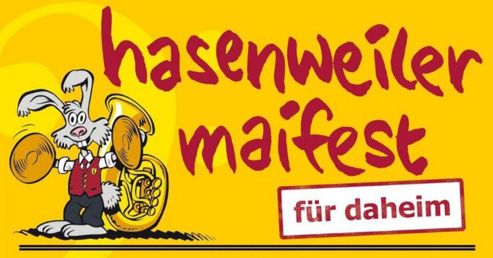 """Musikverein Hasenweiler bietet """"Maifest für daheim"""" an"""