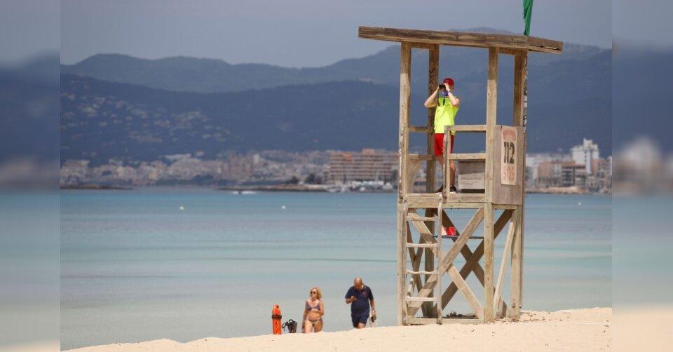 Mallorca startet in die Badesaison