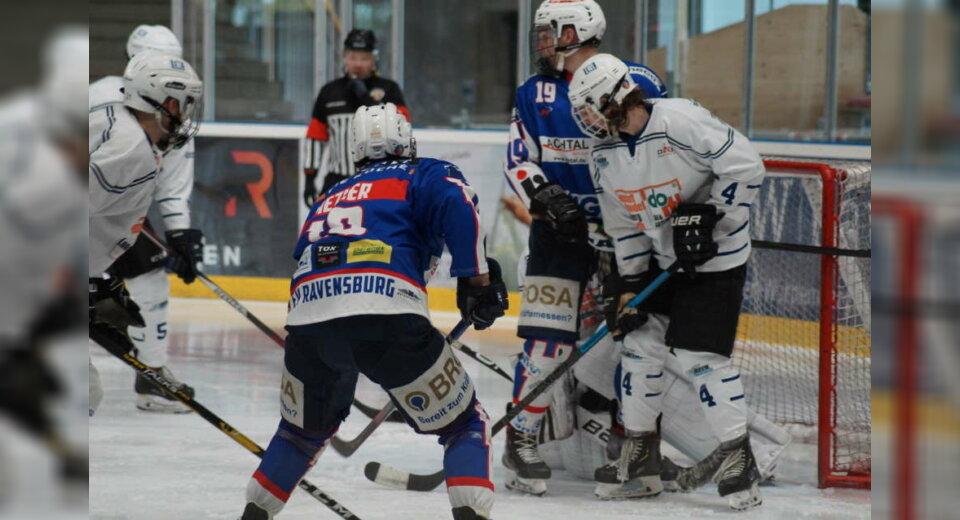 EVR-Junioren erobern gegen Landsberg die Tabellenspitze