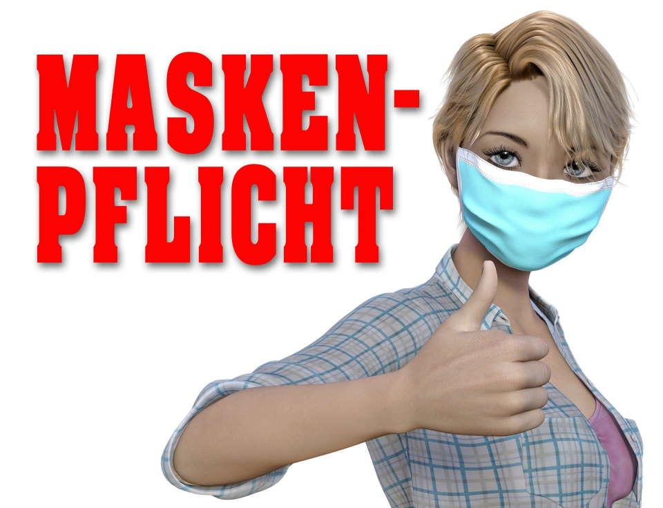 Maskenpflicht Auf Wochenmarkt