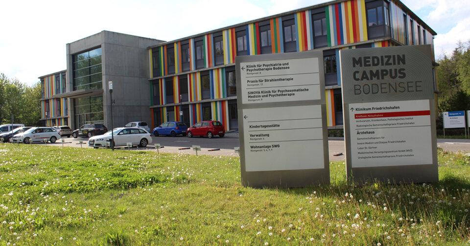 Pro Patient ein Besucher am Tag: MCB öffnet ab 25. Mai Kliniktüren für Besuche