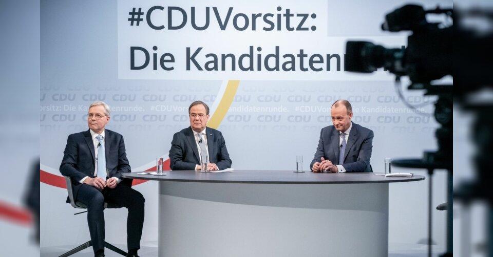 Merz will keinen Bruch mit Merkel, Laschet greift Röttgen an