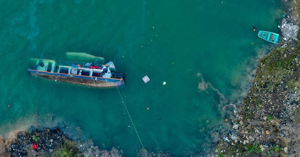 Mindestens acht Tote bei Schiffsunglück in China