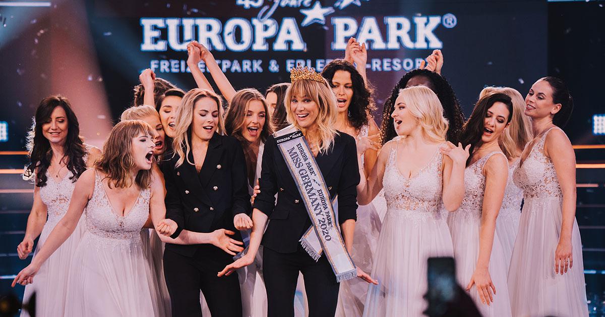 MISS GERMANY: Finale am 27. Februar 2021 im Europa-Park in ...