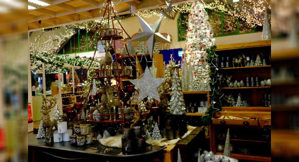 Möbel Inhofer eröffnet Weihnachtsmarkt