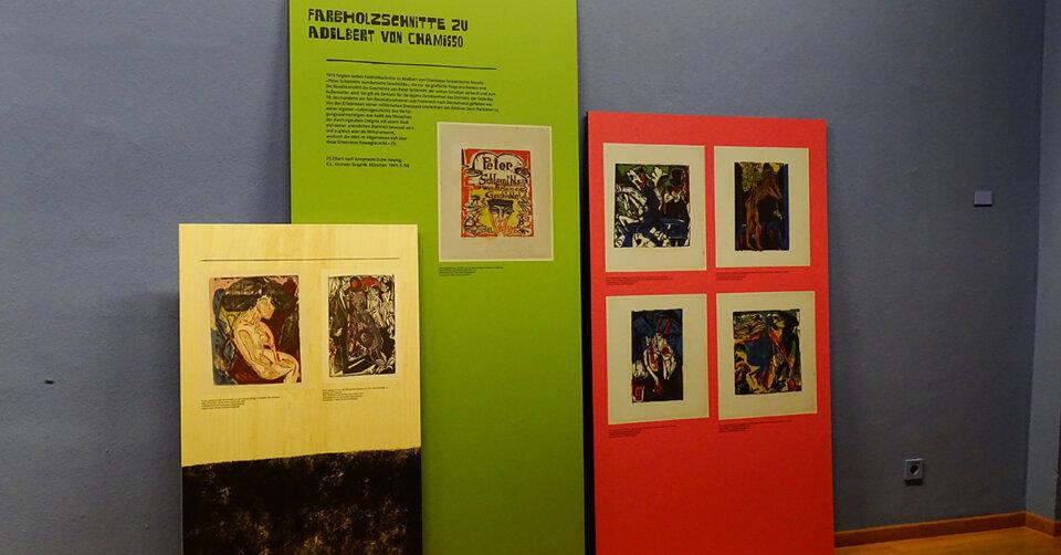 """""""Ausstellung in der Ausstellung"""" Ernst Ludwig Kirchner als Illustrator"""