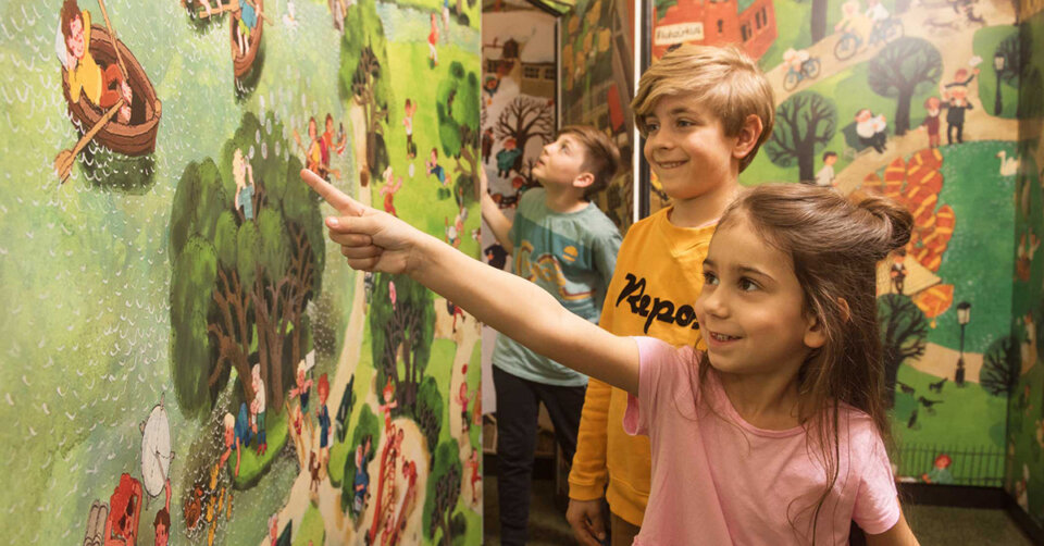 Freunde-Aktion im Museum Ravensburger: Jetzt gemeinsam Spielspaß erleben!